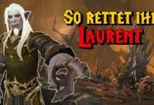 WoW: Cómo encontrar al NPC Laurent para la campaña Venthyr