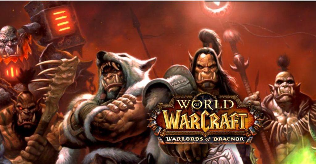 Lanzamiento de World of Warcraft: Warlords of Draenor