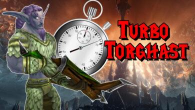 WoW: Logro loco - Nivel 8 de Torghast en menos de 5 minutos