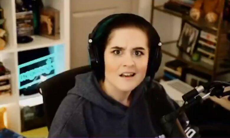 """""""¿De qué color es tu hilo?"""" - Twitch streamer reacciona perfectamente"""