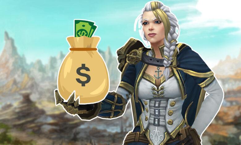 ¿Qué modelo de pago prefieres para los MMORPG?
