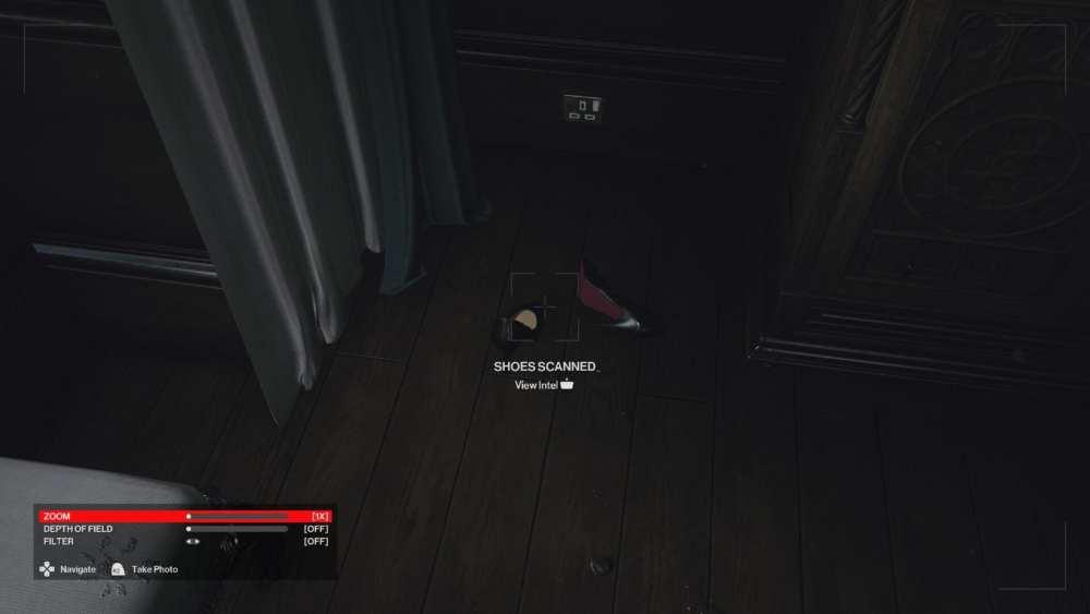Hitman 3, pistas de la habitación de Emma
