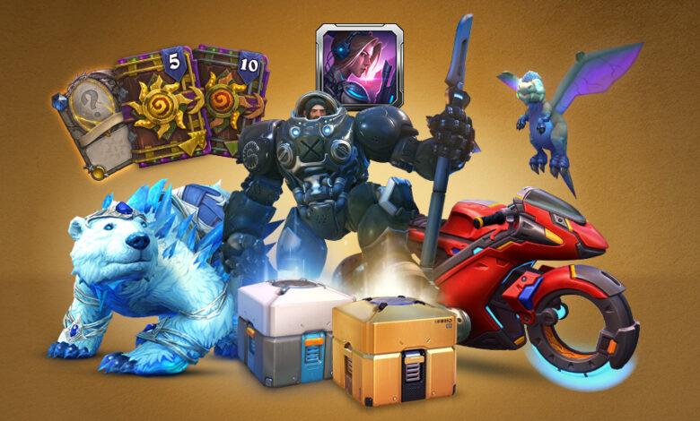Blizzard Anniversary Pack 3