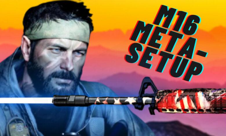 """Experto elogia el reemplazo de """"DMR 14"""" en CoD Warzone - Muestra la meta-configuración del M16"""