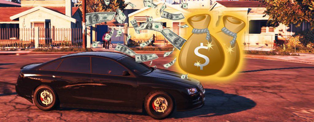 Título de dinero de Grove Street de GTA Online2
