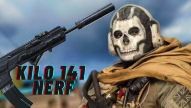 CoD Warzone: Generftes Assault Rifle Kilo 141 - ¿El arma todavía vale la pena?