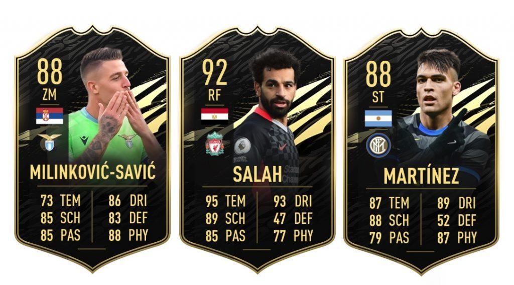 FIFA 21 TOTW 19