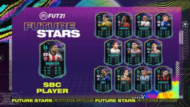 FIFA 21: Rhian Brewster Future Stars SBC - Requisitos y soluciones