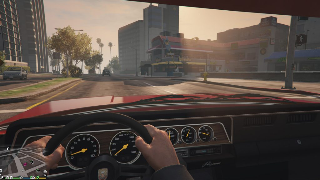 GTA Online Toreador 2