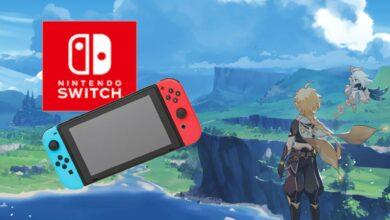Impacto de Genshin en Switch: lo que sabemos sobre el lanzamiento hasta ahora