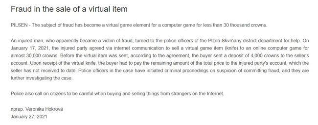 Policía de ladrones de piel de CS: GO