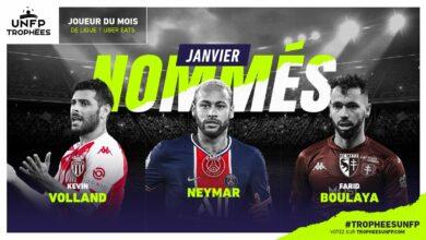 FIFA 21: Nominaciones POTM de enero de la Ligue 1