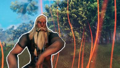 Una figura misteriosa observa a los jugadores en el nuevo éxito de Steam Valheim