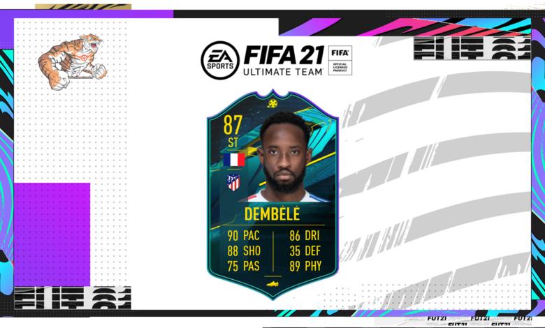 FIFA 21: SBC Moussa Dembele Moments - Requisitos y soluciones