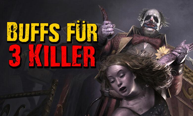 Dead by Daylight buffs 3 killers: esto es nuevo para Trapper, Clown y Wraith