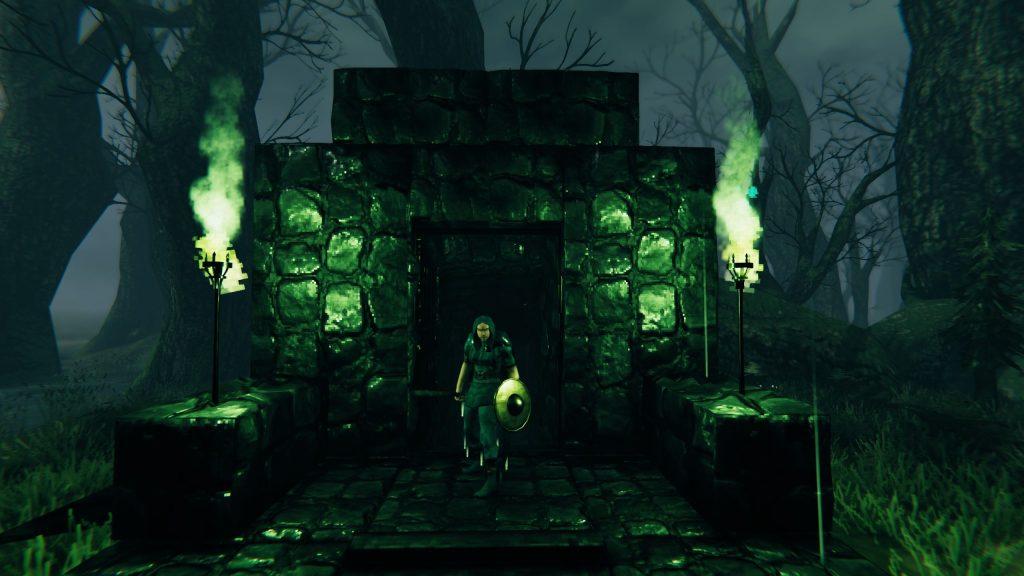 Criptas de Valheim