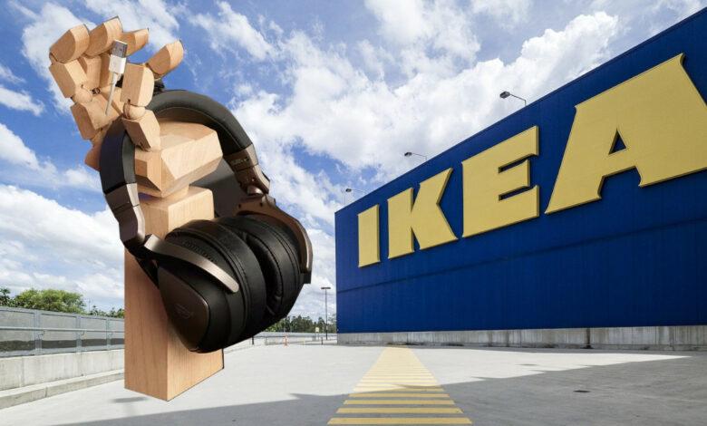 IKEA presenta nuevos muebles para juegos, incluida una elegante mano de madera por $ 20