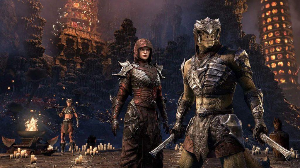 Elder Scrolls Online Cauldron Dremora