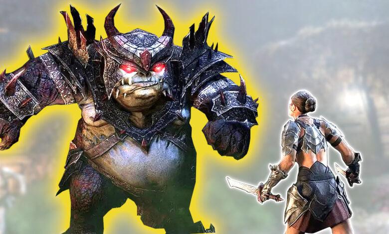 """Nueva mazmorra en el MMORPG ESO trae """"el mejor Ogrim que hayas visto"""""""