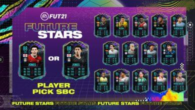 FIFA 21: SBC Curtis Jones Future Stars - Requisitos y soluciones