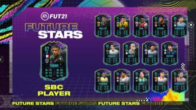FIFA 21: Futuras estrellas de SBC Jean-Clair Todibo - Requisitos y soluciones