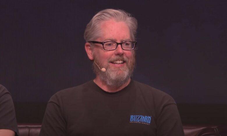 Diablo 3 fue planeado originalmente como un MMO, dice el exjefe de Blizzard North