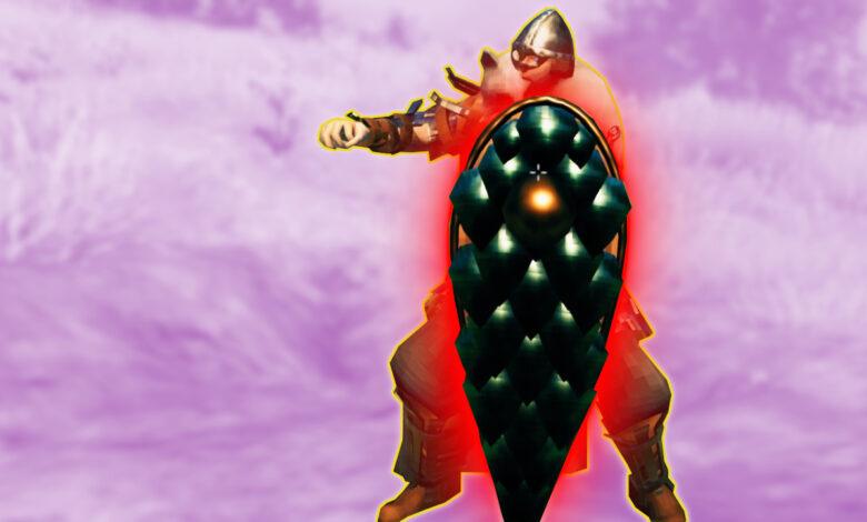 Para obtener el mejor escudo de torre en Valheim, necesitas al menos 2 jugadores