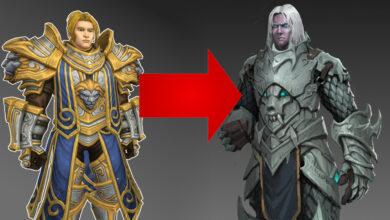 WoW: Blizzard realmente lo hizo, eso sucede con Anduin Wrynn en el parche 9.1