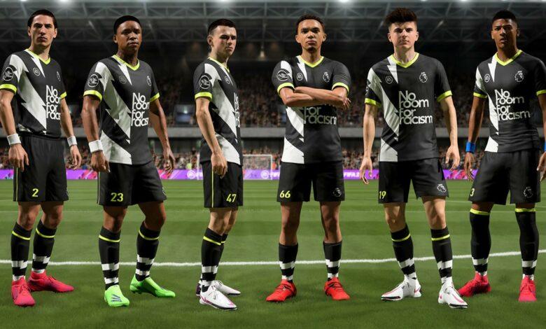 FIFA 21: Kit de objetivos No al racismo - Requisitos