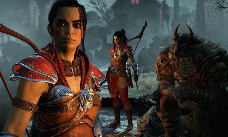 Diablo 4 muestra una nueva clase: Rogue con 3 especializaciones