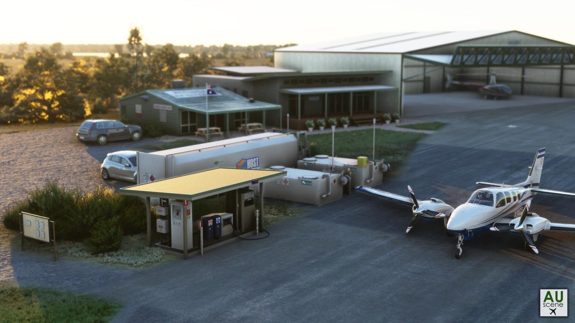 Microsoft Flight Simulator Aldinga