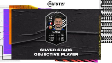 FIFA 21: Objetivos de las Estrellas de Plata de Jonathan Clauss - Requisitos