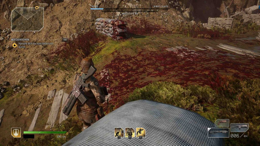 Outriders Gameplay Slaughter Festival