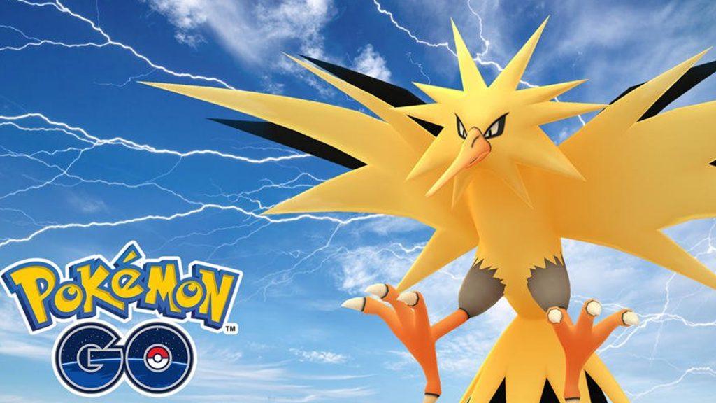 Pokémon GO Zapdos Título 4