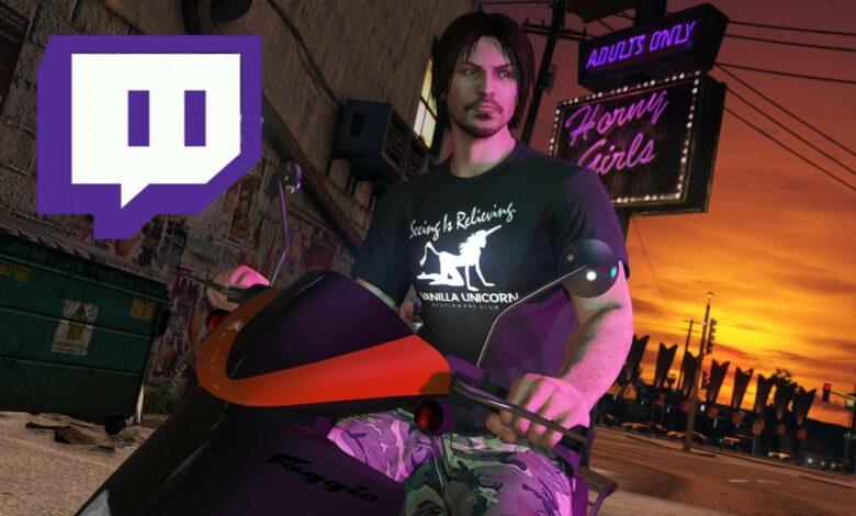 Un lugar en GTA Online es tan perverso que una visita puede llevar a la prohibición de Twitch