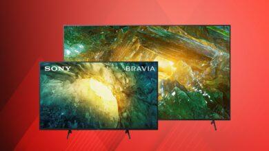 Televisores Sony Bravia UHD de 49 a 85 pulgadas reducidos en Amazon