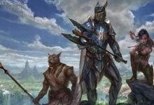 2 imágenes en el mapa muestran cómo ha crecido el mundo del MMORPG ESO desde su lanzamiento