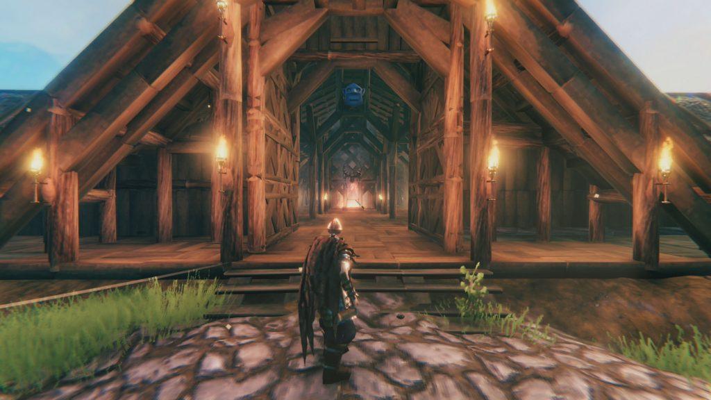 valheim viking house front
