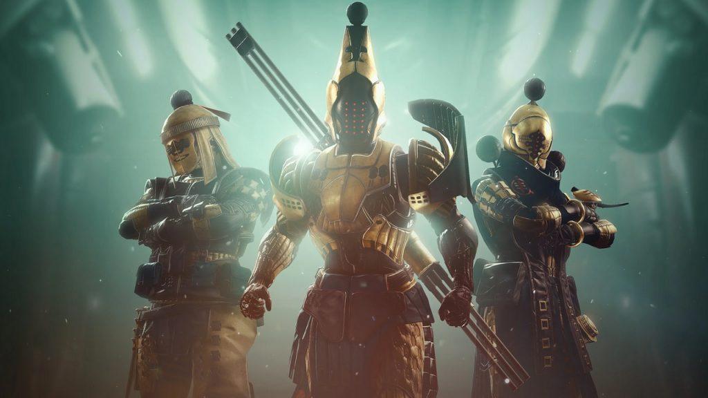 Destiny 2 Season 13 Title Armor Gear Set