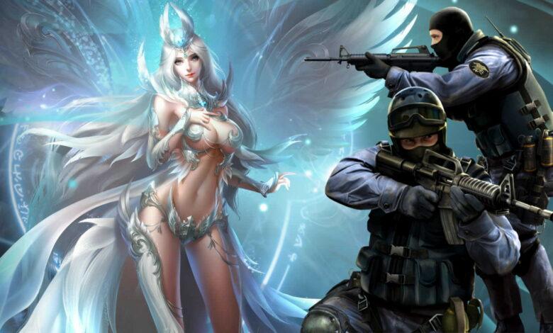 5 buenos MMORPG y shooters que simplemente juegas en el navegador