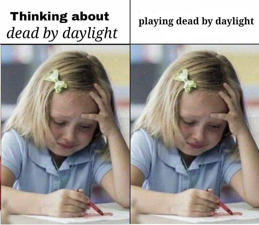 Pensar y jugar a Dead by Daylight