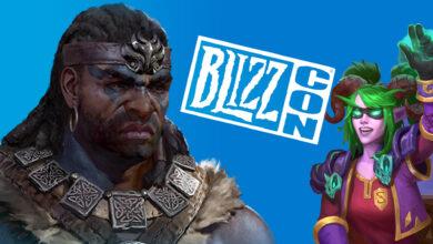BlizzCon 2021: Calendario de transmisiones: ¿Qué juego se jugará?