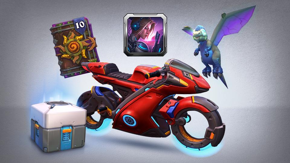 Paquete de aniversario de Blizzard 1