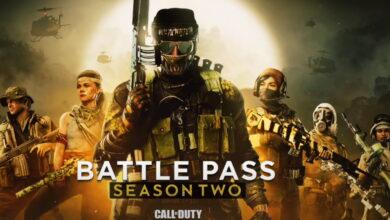 CoD Cold War & Warzone: Season 2 Battle Pass - Todos los niveles y sus recompensas