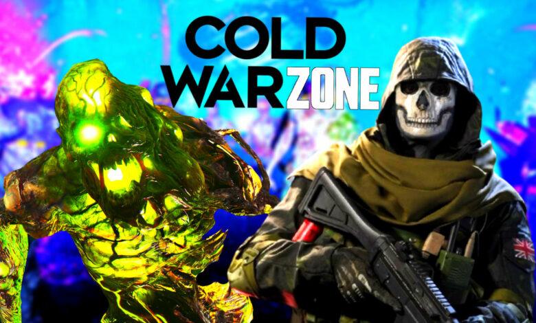 CoD Warzone & Cold War pronto comenzará un evento zombi conjunto, lo sabemos