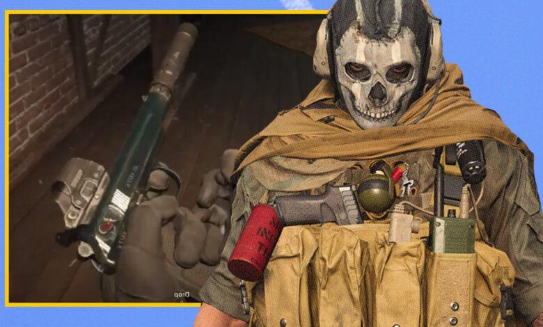 CoD Warzone: el jugador encuentra una pistola inédita, y se ve fuerte