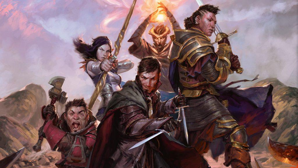 Clases de Dungeons Dragons