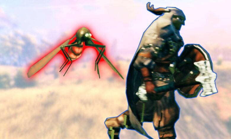 Deberías tener más miedo de los oponentes más pequeños en Valheim