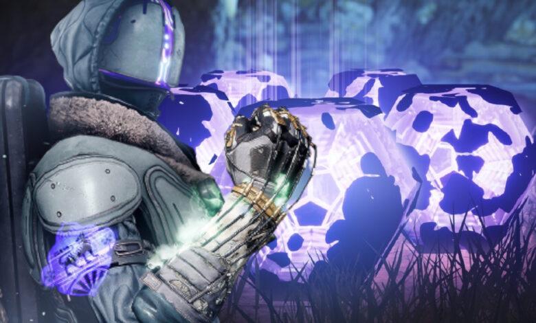 Destiny 2: Engramas umbrales 2021 - Así que los enfoca en la temporada 13