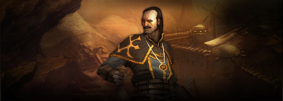 Seguidor compañero villano de Diablo 3